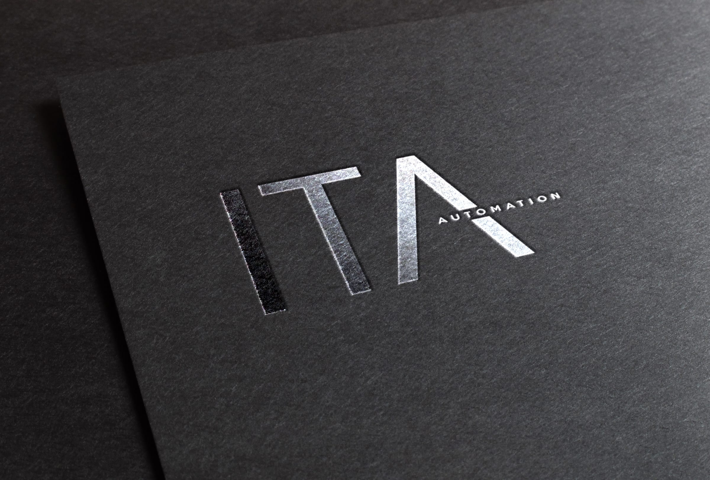 Letterhead for ITA Managed IT services